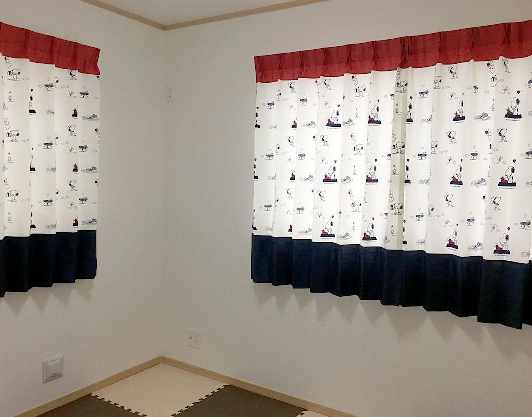 トリプルコンビネーションカーテン
